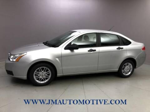 2009 Ford Focus for sale at J & M Automotive in Naugatuck CT