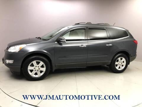 2012 Chevrolet Traverse for sale at J & M Automotive in Naugatuck CT