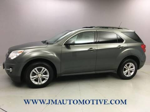 2012 Chevrolet Equinox for sale at J & M Automotive in Naugatuck CT