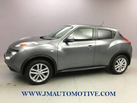 2011 Nissan JUKE for sale at J & M Automotive in Naugatuck CT