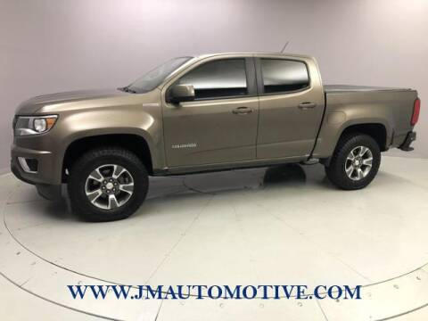 2016 Chevrolet Colorado for sale at J & M Automotive in Naugatuck CT