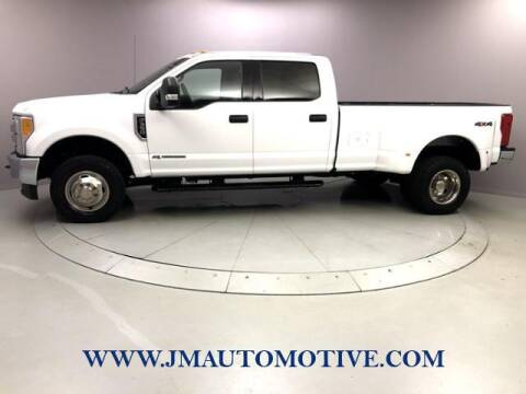 2017 Ford F-350 Super Duty for sale at J & M Automotive in Naugatuck CT