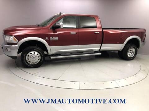 2015 RAM Ram Pickup 3500 for sale at J & M Automotive in Naugatuck CT
