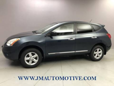 2012 Nissan Rogue for sale at J & M Automotive in Naugatuck CT