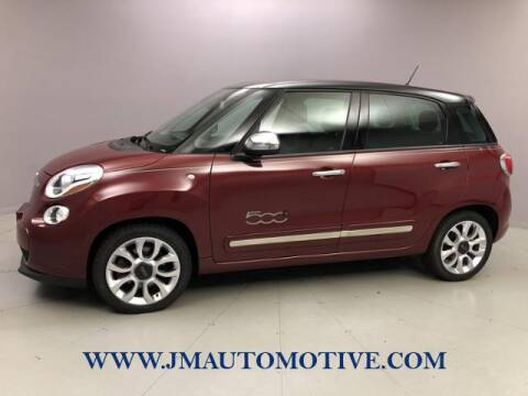 2015 FIAT 500L for sale at J & M Automotive in Naugatuck CT
