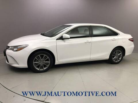 2017 Toyota Camry for sale at J & M Automotive in Naugatuck CT
