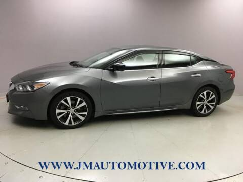 2017 Nissan Maxima for sale at J & M Automotive in Naugatuck CT