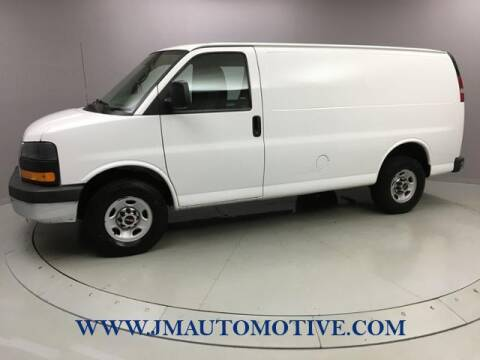 2013 GMC Savana Cargo for sale at J & M Automotive in Naugatuck CT