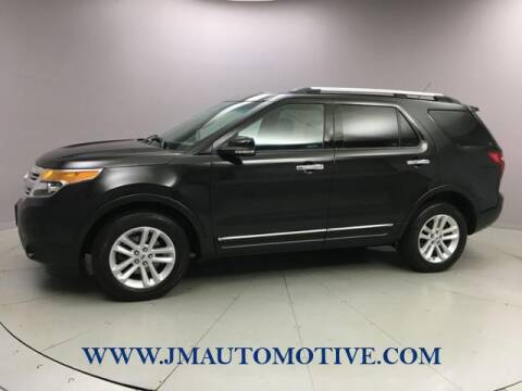 2013 Ford Explorer for sale at J & M Automotive in Naugatuck CT