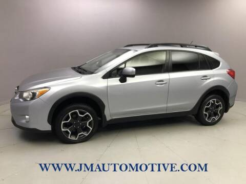 2013 Subaru XV Crosstrek for sale at J & M Automotive in Naugatuck CT