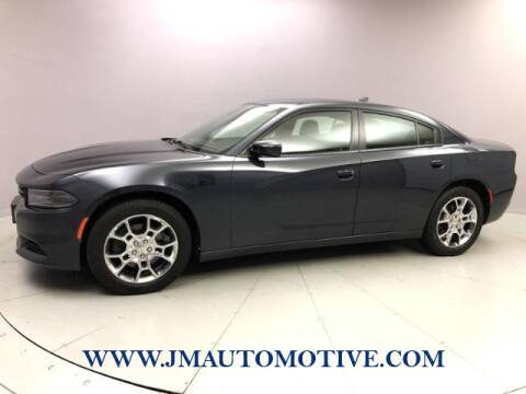 2016 Dodge Charger for sale at J & M Automotive in Naugatuck CT
