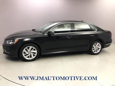 2018 Volkswagen Passat for sale at J & M Automotive in Naugatuck CT