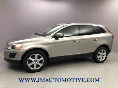 2013 Volvo XC60 for sale at J & M Automotive in Naugatuck CT