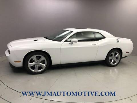 2012 Dodge Challenger for sale at J & M Automotive in Naugatuck CT
