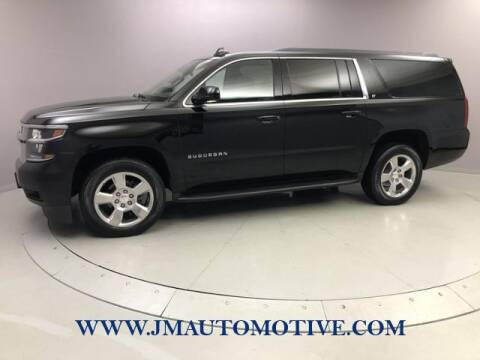 2017 Chevrolet Suburban for sale at J & M Automotive in Naugatuck CT