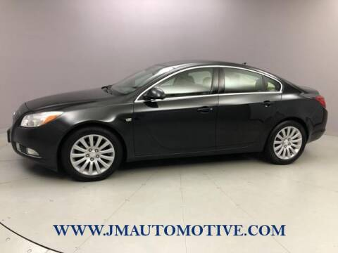 2011 Buick Regal for sale at J & M Automotive in Naugatuck CT