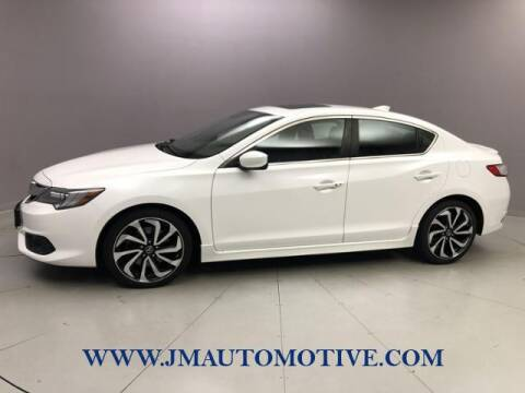 2016 Acura ILX for sale at J & M Automotive in Naugatuck CT