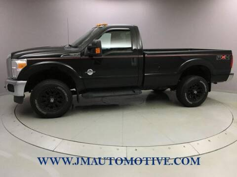 2011 Ford F-350 Super Duty for sale at J & M Automotive in Naugatuck CT