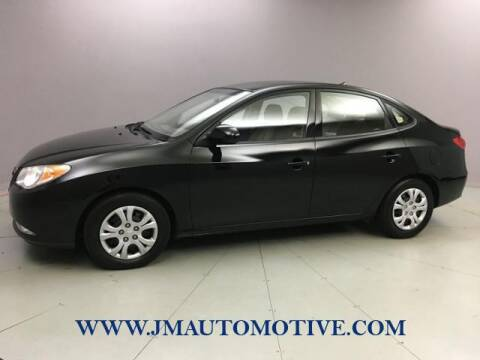 2010 Hyundai Elantra for sale at J & M Automotive in Naugatuck CT