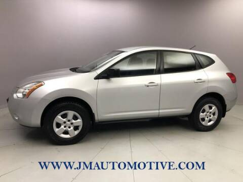 2009 Nissan Rogue for sale at J & M Automotive in Naugatuck CT
