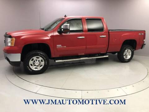 2010 GMC Sierra 2500HD for sale at J & M Automotive in Naugatuck CT