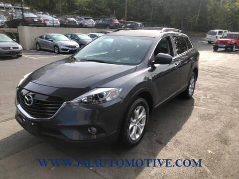 2013 Mazda CX-9 for sale at J & M Automotive in Naugatuck CT