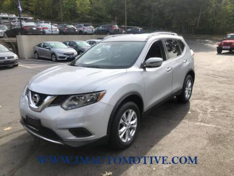 2016 Nissan Rogue for sale at J & M Automotive in Naugatuck CT
