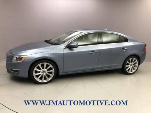 2017 Volvo S60 for sale at J & M Automotive in Naugatuck CT