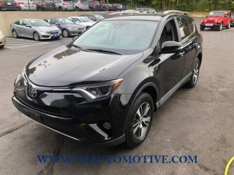 2017 Toyota RAV4 for sale at J & M Automotive in Naugatuck CT