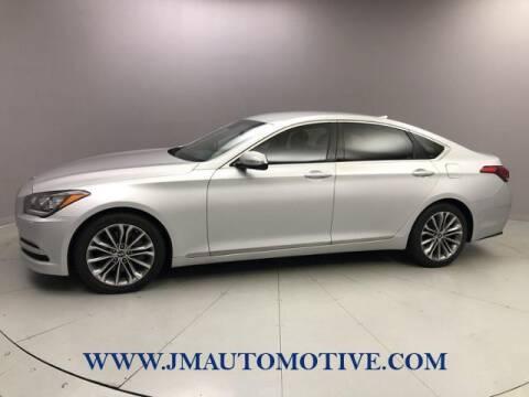 2015 Hyundai Genesis for sale at J & M Automotive in Naugatuck CT