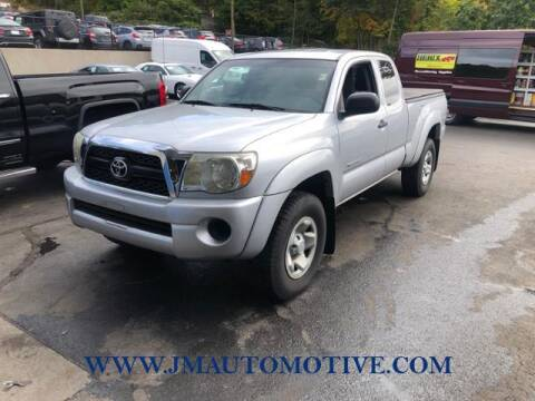 2011 Toyota Tacoma for sale at J & M Automotive in Naugatuck CT