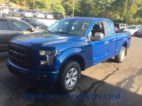 2017 Ford F-150 for sale at J & M Automotive in Naugatuck CT
