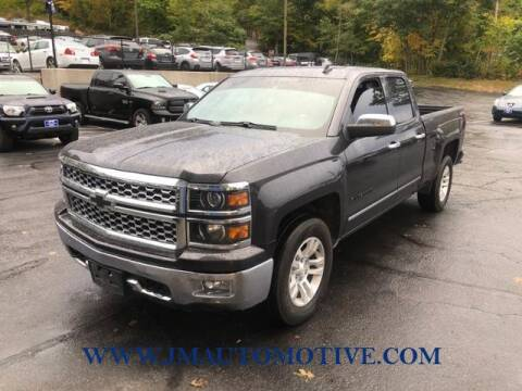 2014 Chevrolet Silverado 1500 for sale at J & M Automotive in Naugatuck CT
