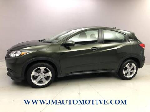 2017 Honda HR-V for sale at J & M Automotive in Naugatuck CT