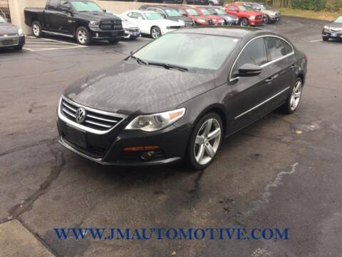 2009 Volkswagen CC for sale at J & M Automotive in Naugatuck CT