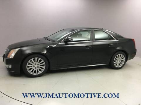 2013 Cadillac CTS for sale at J & M Automotive in Naugatuck CT