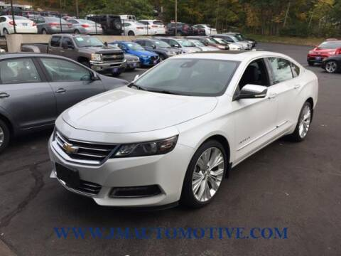 2017 Chevrolet Impala for sale at J & M Automotive in Naugatuck CT