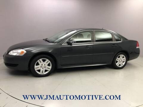 2014 Chevrolet Impala Limited for sale at J & M Automotive in Naugatuck CT