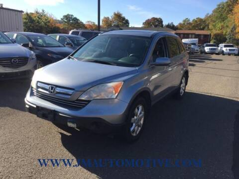 2008 Honda CR-V for sale at J & M Automotive in Naugatuck CT