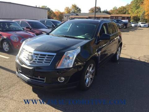 2014 Cadillac SRX for sale at J & M Automotive in Naugatuck CT
