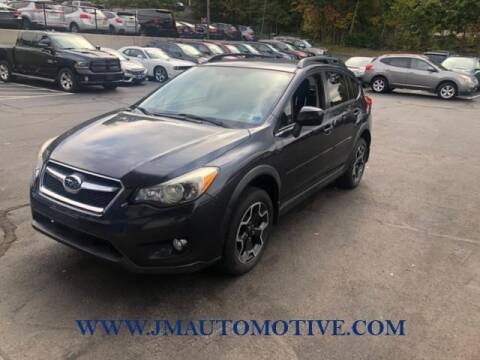 2013 Subaru XV Crosstrek for sale at J & M Automotive in Naugatuck CT