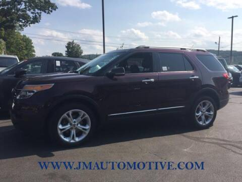2011 Ford Explorer for sale at J & M Automotive in Naugatuck CT