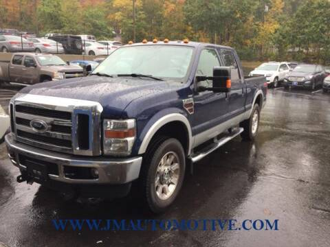 2009 Ford F-250 Super Duty for sale at J & M Automotive in Naugatuck CT