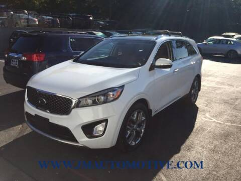 2017 Kia Sorento for sale at J & M Automotive in Naugatuck CT