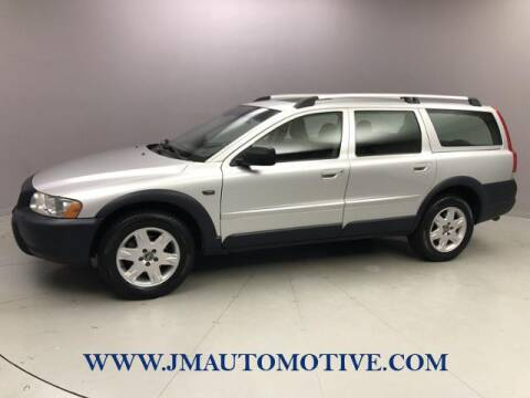 2005 Volvo XC70 for sale at J & M Automotive in Naugatuck CT