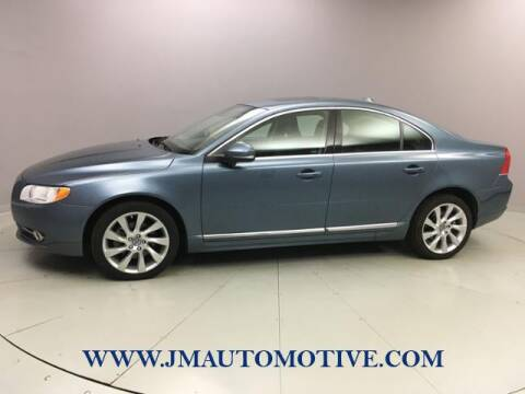 2012 Volvo S80 for sale at J & M Automotive in Naugatuck CT