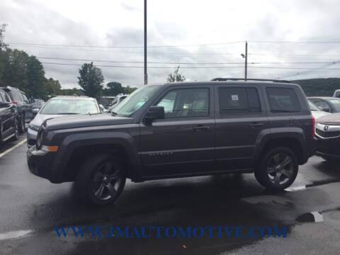 2015 Jeep Patriot for sale at J & M Automotive in Naugatuck CT