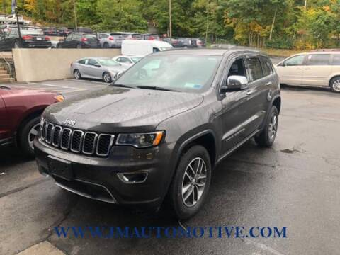 2018 Jeep Grand Cherokee for sale at J & M Automotive in Naugatuck CT