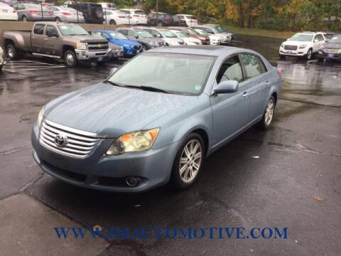 2008 Toyota Avalon for sale at J & M Automotive in Naugatuck CT