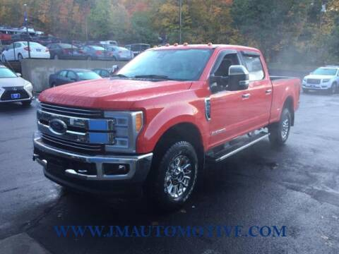 2017 Ford F-250 Super Duty for sale at J & M Automotive in Naugatuck CT